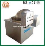 Filets de poulet Lot semi-automatique friteuse friteuse Machine de traitement par lot de fabrication Vente chaude