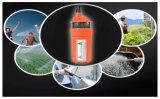 bomba de água submergível solar pequena Bomba de 12V 360lph 70m Lift-70m