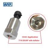 trasduttore di pressione di rendimento elevato 4~20mA per condizionamento d'aria e refrigerazione