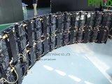 Schermo di visualizzazione esterno dell'interno del LED della curva di P 4.81 con le schede 500 * 500 millimetri