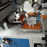 Vollautomatisches Objektiv/Silk Bildschirm-Glasdrucker mit Drehtisch