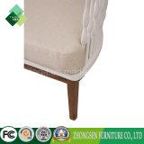 Sofa neuf de tissu d'accoudoir d'acier inoxydable de modèle pour la salle de séjour