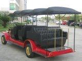 Info Holiday Village Electric mini-autocarro de passageiros