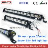 Slim Faro 7.4inch Offroad 4X4 Barra de luces LED de conducción (GT3520-18)