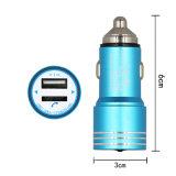 Bluetooth di qualità superiore FM Hands-Free si raddoppia caricatore dell'automobile del USB