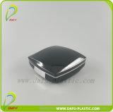 Cojín de aire de polvo compacto caso con espejo