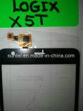 Heißer Verkauf mobiler LCD-Touch Screen in Peru für Logix X5t