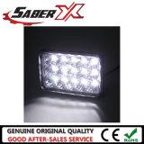 4X6 45W LED rectangulaire. scellés de croisement