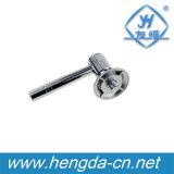 Fechamento moderno do punho de porta do fechamento de porta interior do estilo (YH9904)