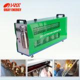 水素の溶接工の水が付いているOxy-Hydrogen炎の発電機