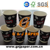 Koppen van het Document van de goede Kwaliteit de Aangepaste voor het Verpakken van het Voedsel en van de Drank