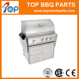 Barbecue Grill infrarouge en acier inoxydable four électrique pour la vente