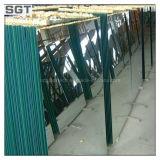 4mm-8m m azules/espejo de aluminio libre del cobre autorizado por el SGS