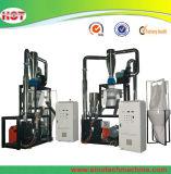 Rectifieuse en plastique industrielle pour le recyclage des déchets de LDPE LLDPE de HDPE de PVC