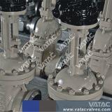Vatac API 600 de Vastgeboute Klep Uit gegoten staal van de Poort van de Bonnet