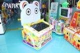 硬貨によって作動させるアライグマの子供衝突ハンマーの娯楽アーケード・ゲーム機械