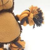 견면 벨벳 장난감은 제품 개 공급 애완 동물 장난감을 채웠다