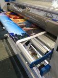 DMS-1700A 넓은 체재 직업적인 Linerless 박판으로 만드는 기계