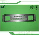 Aluminium CNC, der LED-Taschenlampen-Fertigung dreht