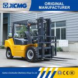 XCMGの公式の製造業者販売のための4トンのGasoline&LPGのフォークリフト