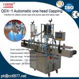 Qdx-1 automatique de l'un plafonnement de la tête de la machine pour Yougurt