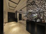 Banheira de venda de corte a laser personalizada da tela de arte na parede de metal