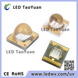 Poder más elevado LED ULTRAVIOLETA 3W 365nm/375nm/385nm/395nm/405nm