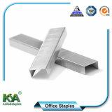 Std23/6 galvanisé agrafes pour le Bureau de fournitures de bureau