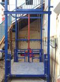 Einzelner Zylinder und doppelter Arm-Schienen-Typ hydraulisches Höhenruder