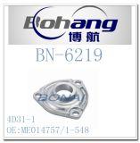 Pieza de la cubierta del refrigerador de petróleo de Mitsubishi 4D31-1 del recambio del motor de Bonai (ME014757/1-548)