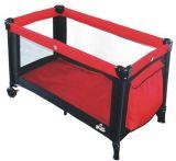 Europäischer Standard-Babyplaypen-Baby-Krippe-Arbeitsweg-Feldbett-Baby-Bett