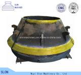 Aço de manganês Symons 4 ' côncavo e envoltório com qualidade superior