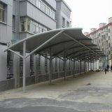 Membrana di architettura di PTFE per il panno rivestito permanente impermeabile della fibra di vetro della costruzione PTFE