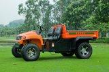 Populaires de Guangzhou camion de ferme 2 places véhicule utilitaire électrique
