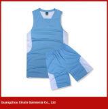 Juego de secado rápido del desgaste del deporte del poliester 100 para el niño (T28)
