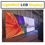 Quadro comandi dell'interno del LED di P3 P2 P2.5 P1.9 P1.875 per la pubblicità dello schermo di visualizzazione