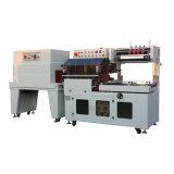 L termosaldatura della barra e macchina del sigillatore di imballaggio con involucro termocontrattile di taglio