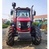 De Tractor van de Motor van Yto van het Gebruik van het Landbouwbedrijf van China 4X4 150 PK