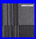 Vloer van pvc van de zelf-Stok van de Vloeren van pvc van de Textuur van het tapijt de Maagdelijke