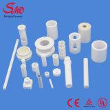 Tubes en céramique électrique isolant les pièces du tuyau de dépression du filtre à tube de protection de thermocouple de l'alumine tube en céramique de zircone