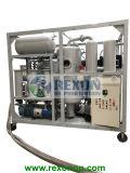 Huile isolante de régénération de gel de silice Système de régénération, Oniste vieille usine de régénération de l'huile de transformateur Zyd-I-300 (18000L/H)