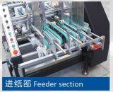 Se plier collant le constructeur de machine pour la fabrication de cartons (800GS)