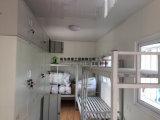목욕탕과 부엌을%s 가진 40FT 조립식으로 만들어진 콘테이너 집