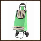 Pleine couleur Ployester 600d'Oxford caddie