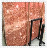 Rosso Levantoの商業建物の装飾のための赤い大理石の床タイル