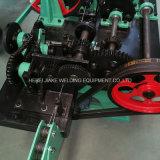 電流を通されたPVCワイヤー有刺鉄線機械