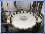 Небольшой флакон контактного диска наполнения и заглушения машины для жидкости
