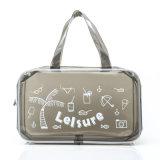 カスタマイズされたPVC耐水性の袋のDryproの記憶のPouhc明確なエヴァ旅行袋