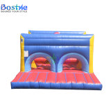 Kind-aufblasbarer Hindernis-Kurs, aufblasbarer Spielplatz-Hindernis-Kurs