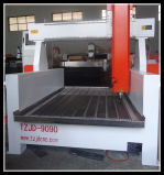 木製のプラスチックPVC金属MDF CNCの切断のルーター